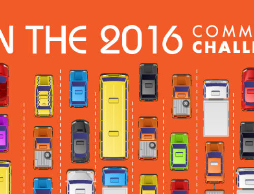 Commute.org Launches 2016 Commuter Challenge
